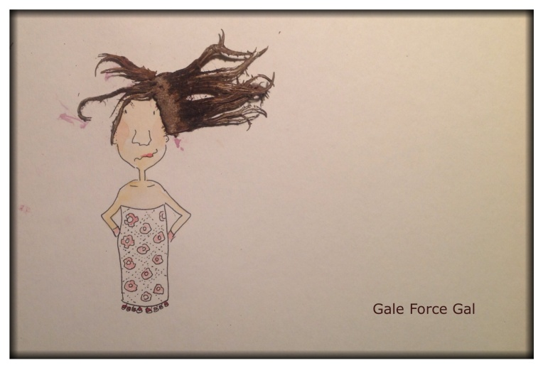 Gale force gal