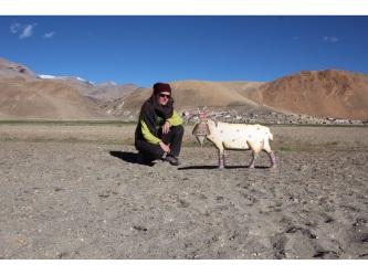Petra and the kneesockgeep